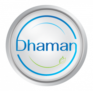 Dhman Medical logo